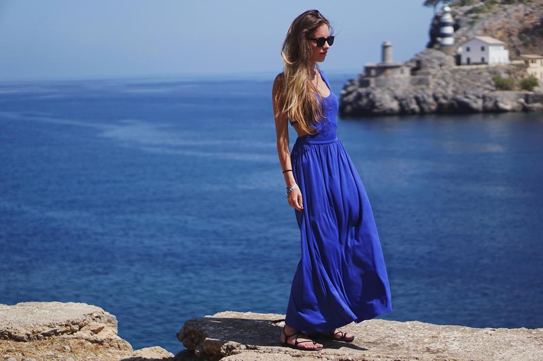 Stylizacje ze zwiewnymi sukienkami na lato
