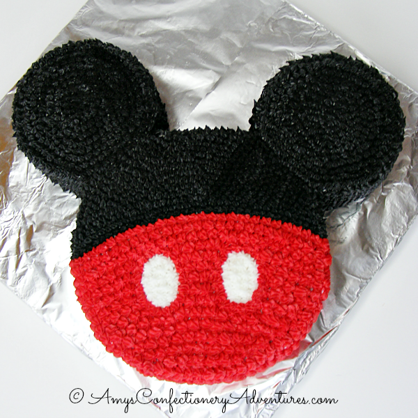 Mickey Mouse Smash Cake: Amy's Confectionery Adventures: Mickey Mouse Birthday