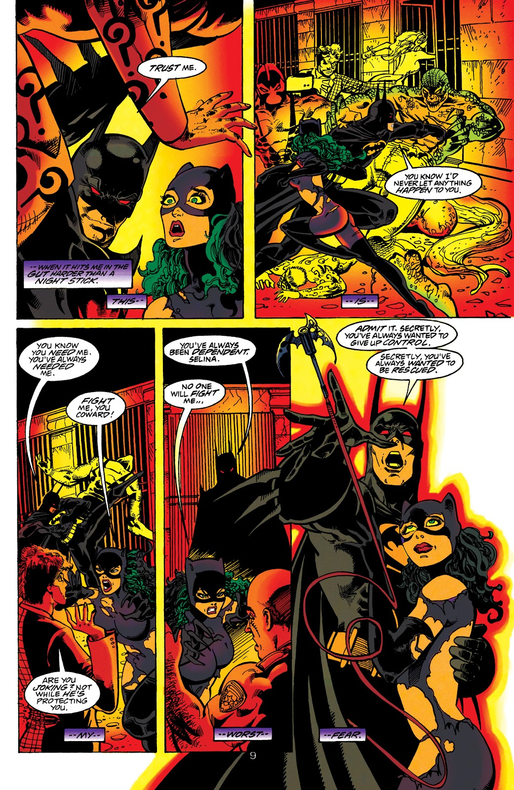 Catwoman (1993) Issue #60 #65 - English 10