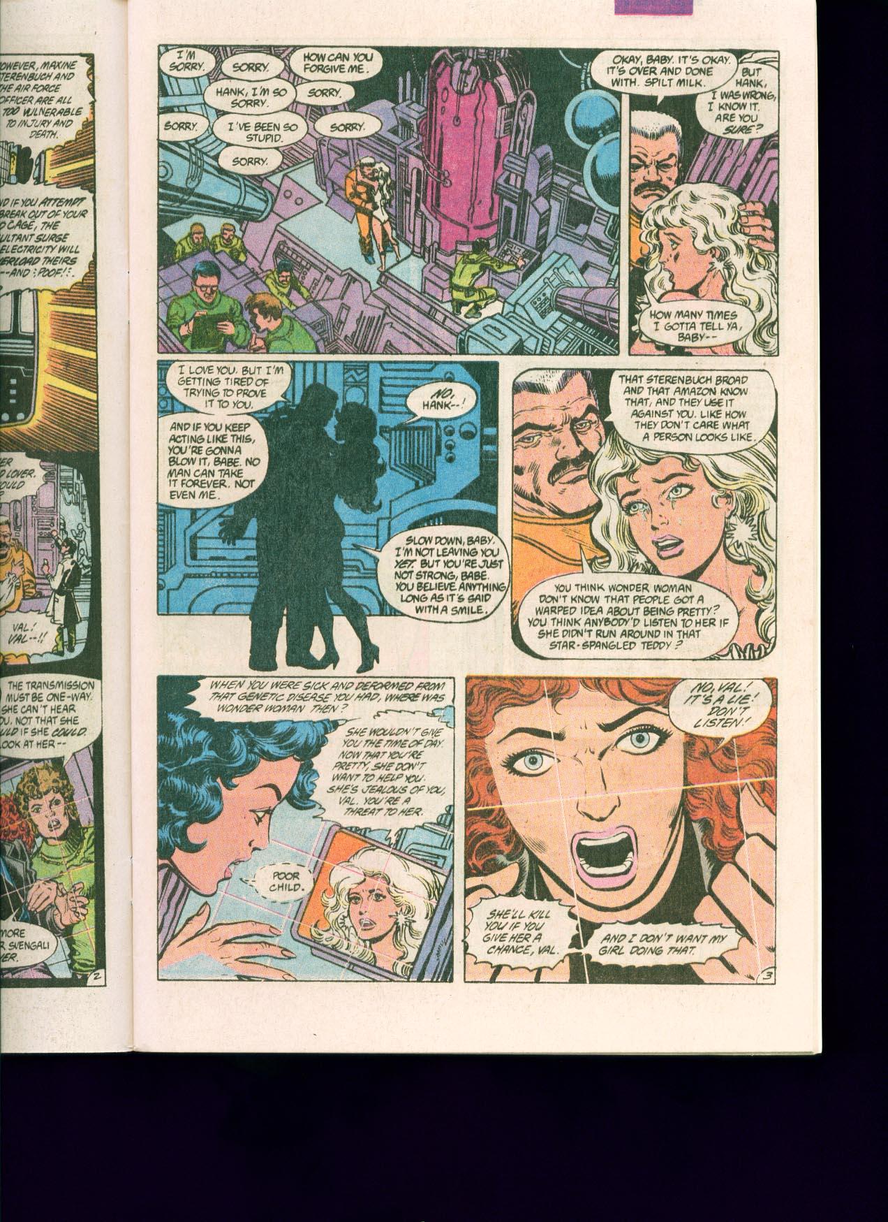 Read online Wonder Woman (1987) comic -  Issue #44 - 5