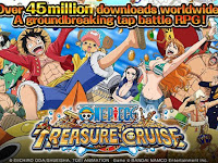 Game One Piece Treasure Cruise APK v5.0.0 Paling Seru