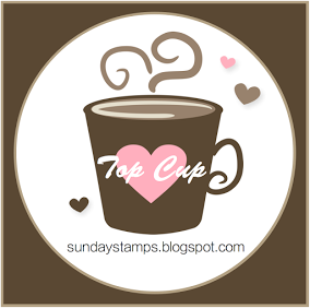 Sunday Stamps Top Cup 3/11/17