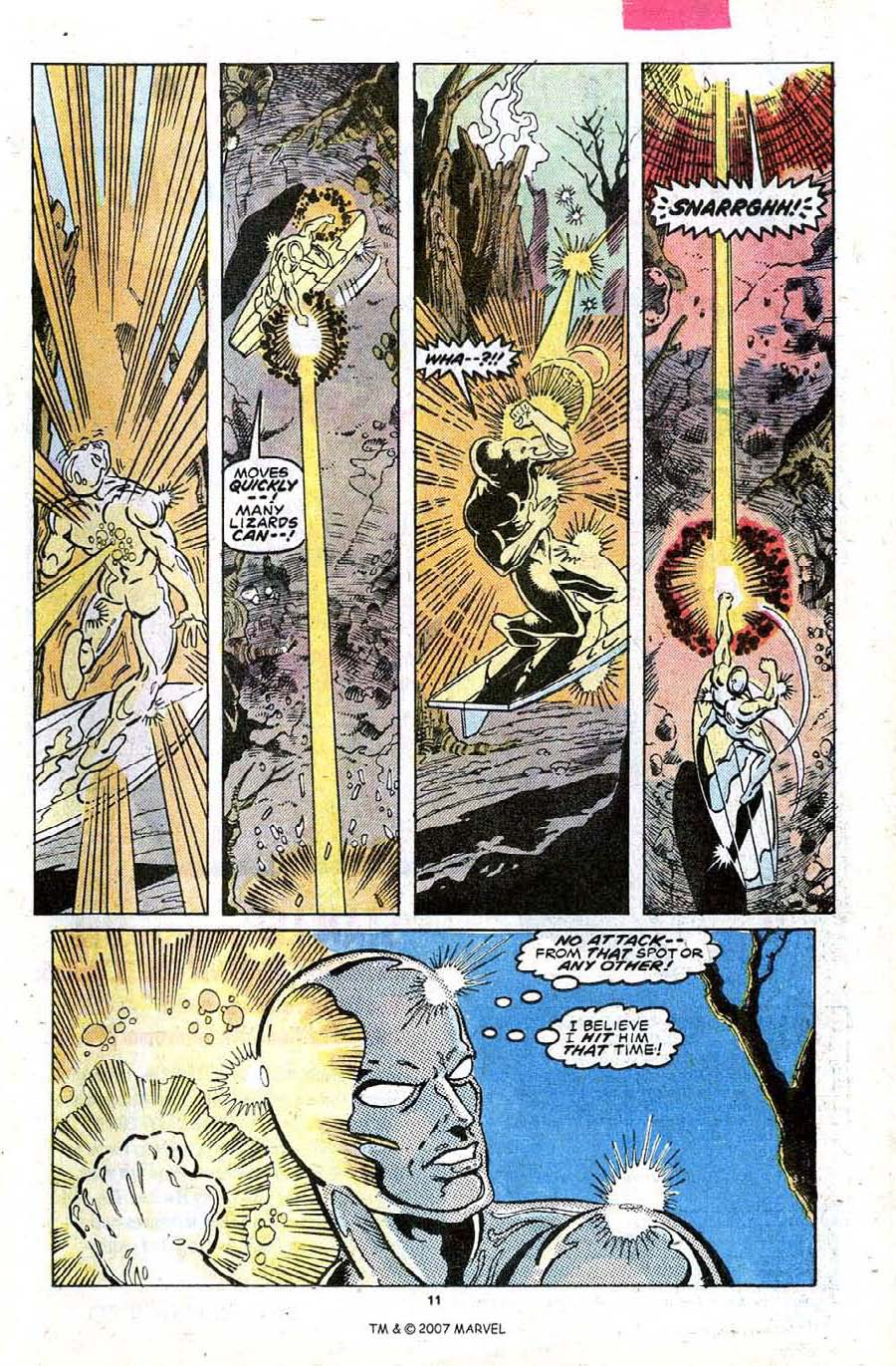 Read online Silver Surfer (1987) comic -  Issue #23 - 13