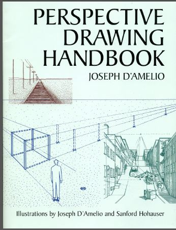 drawing handbook, phoi canh noi that, can ban ve my thuat