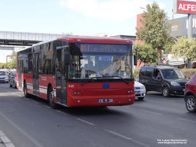 BMC Procity, ESHOT Izmir