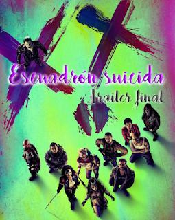 """Trailer final de """"Escuadrón suicida"""""""