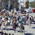 Asociación de Charros Los Chinacos y Noroeste... en el desfile
