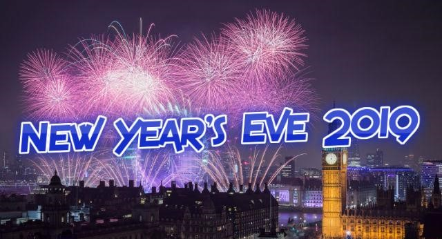 New Year's Eve 2019 Party Ideas
