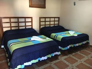 Hotel Perico Marinero à Rio Lagartos au Mexique