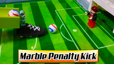 PENALTY KICK / MARBLE SOCCER - 2019 America´s Cup Groups R2 with commentary