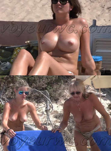 NudeBeach sb14099-14106 (Nude And Topless Beach - Spy Cam)