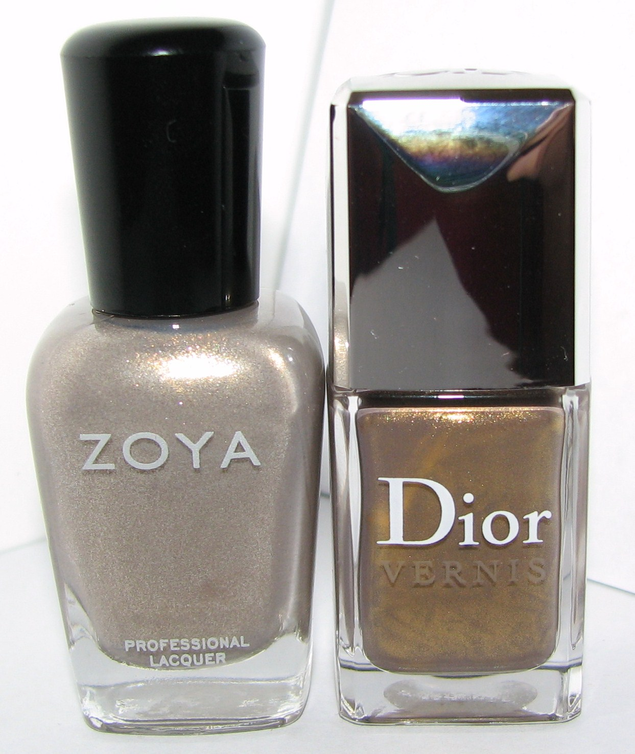 zoya jules nail polish swatches and review blushing noir. Black Bedroom Furniture Sets. Home Design Ideas