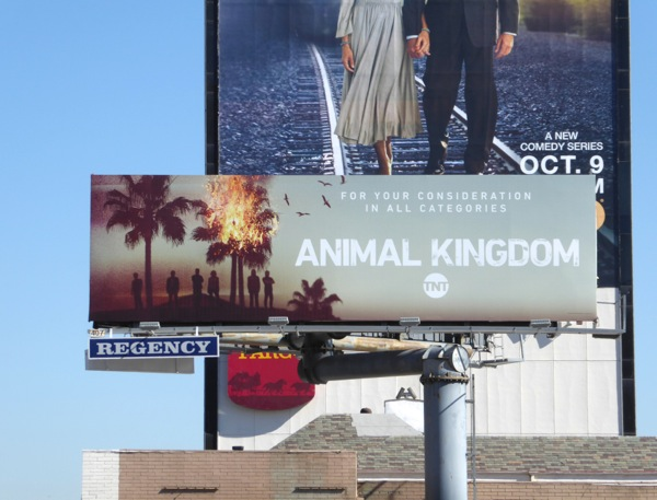 Animal Kingdom season 1 FYC billboard