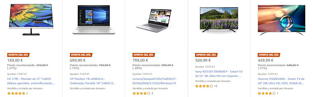 ofertas-22-01-amazon-siete-ofertas-dia-dos-ofertas-flash