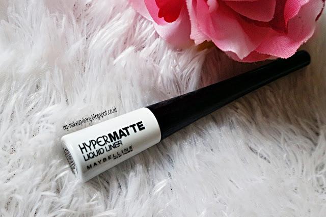 Maybelline Hypermatte Liner