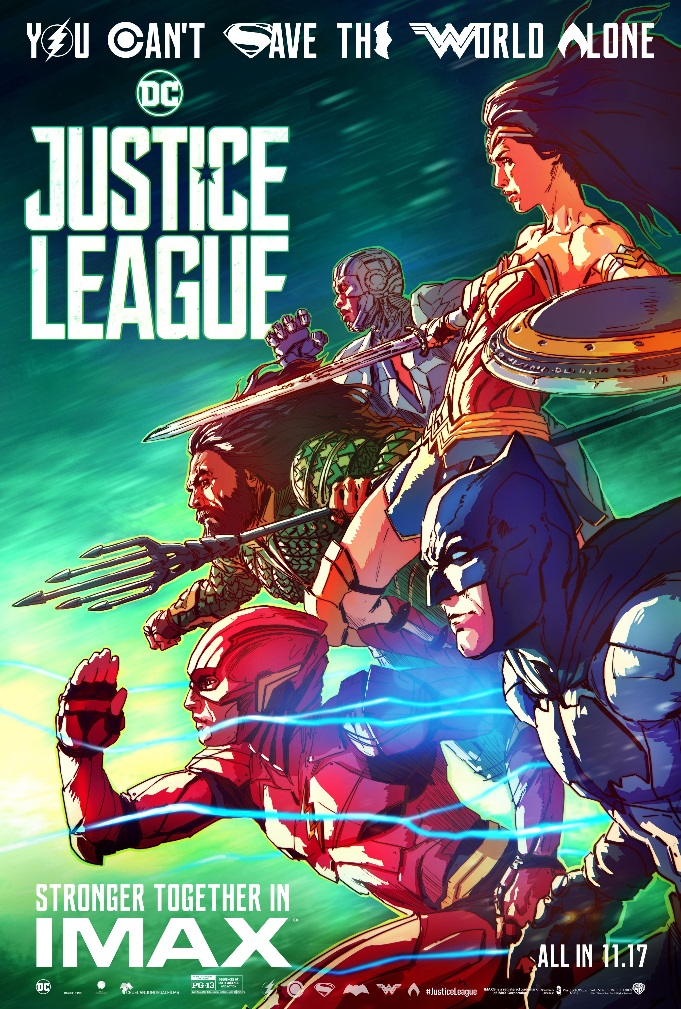 FTW! Blog - #FTWblog #FTWevents #pressrelease #SMCinema #JusticeLeagueinIMAX #JoinTheLeague