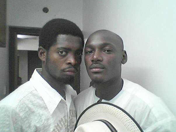 CHECK OUT TUFACE AND BASKETMOUTH THROWBACK