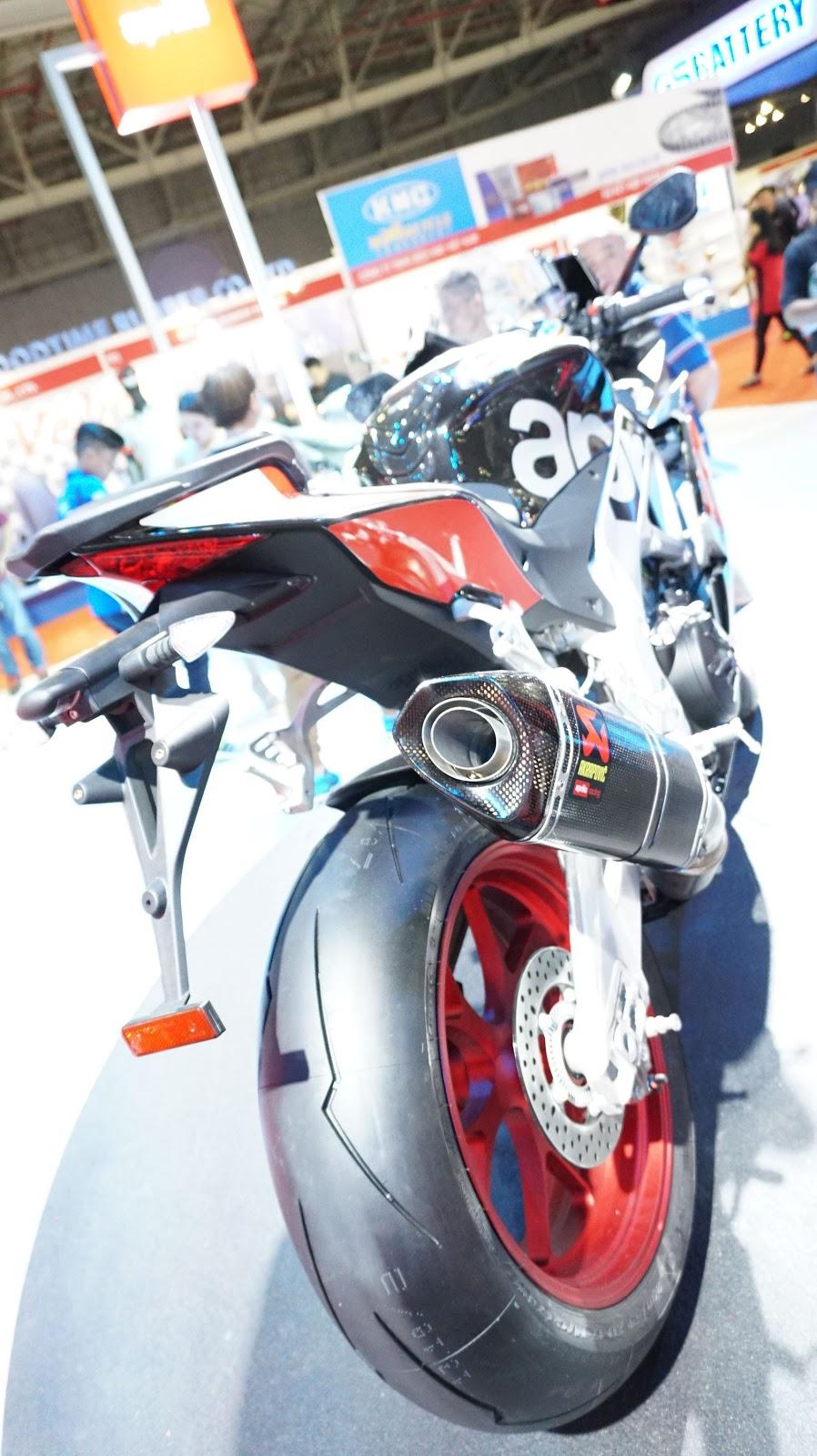 Aprilia RSV4 RF 1000