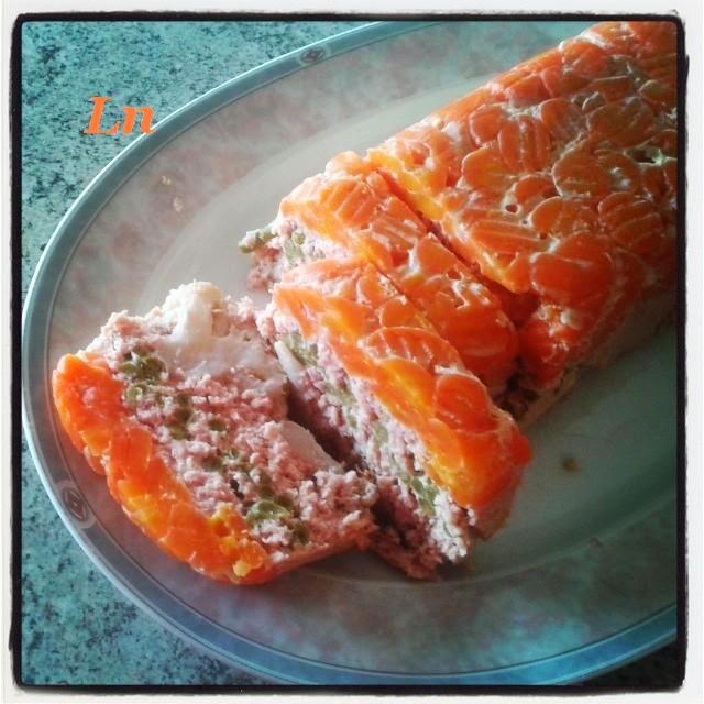 Keskonmangemaman terrine de l gumes carottes chou fleur et haricots verts la mousse de - Terrine de legumes facile et rapide ...