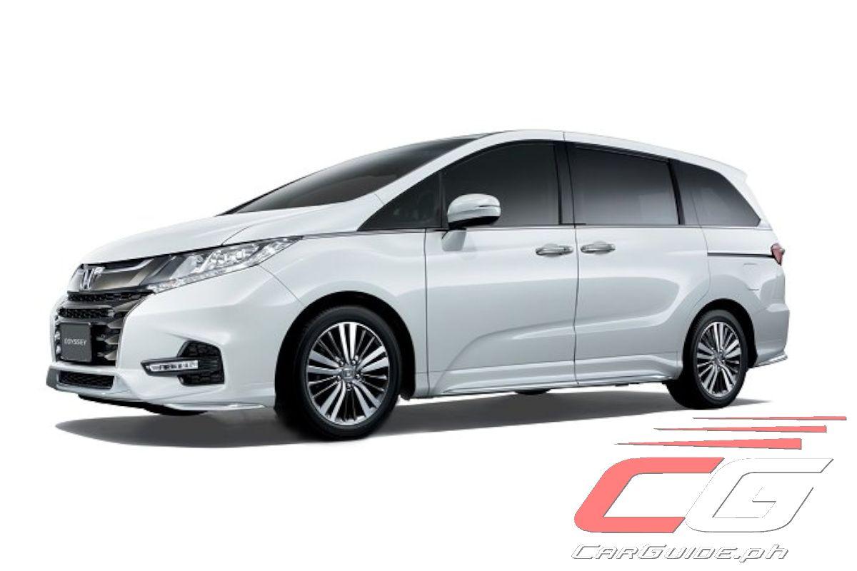 Honda odyssey new car price in malaysia 16