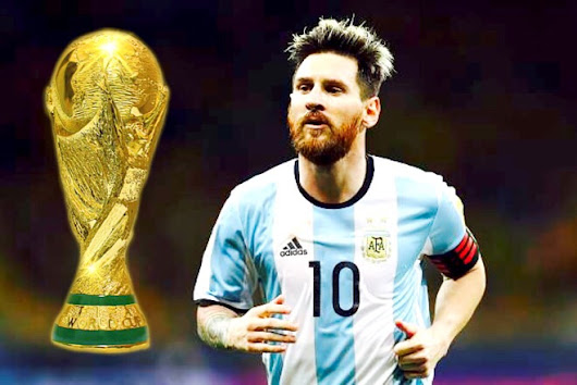 Why Messi should lead Argentina to World Cup 2018 glory
