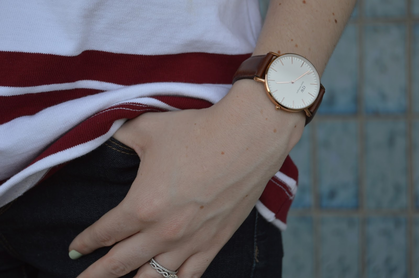 daniel wellington watch review | daniel wellington watch | a memory of us | summer outfit ideas |