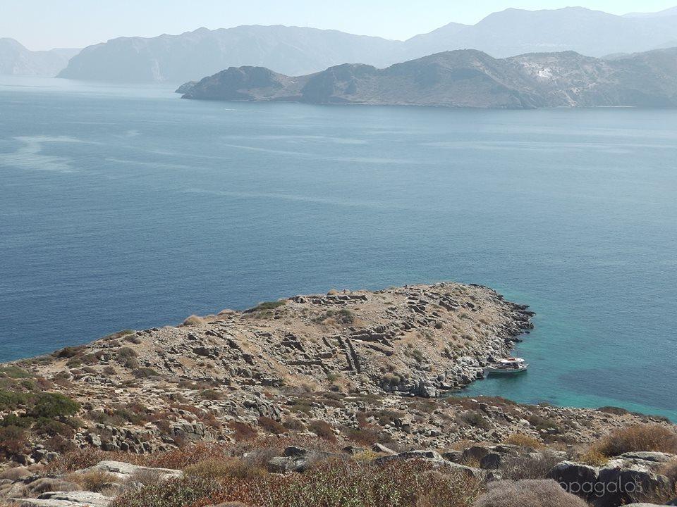 Υψίπεδα και νησιά που χρονολογούνται