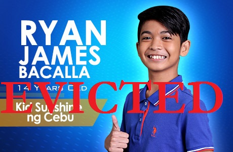 PBB 737 3rd Eviction Night Ryan James Bacalla Evicted