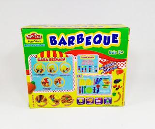 Jual mainan anak perempuan surabaya, fun doh barbeque, mainan anak perempuan 2 tahun, mainan anak perempuan 3 tahun, mainan anak-anak masak-masakan, mainan anak perempuan masak masakan,