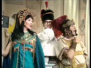Morecambe and Wise, Glenda Jackson