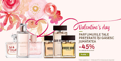 Promotii Speciale - Valentine's Day