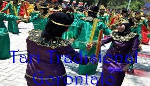 tari tradisional gorontalo
