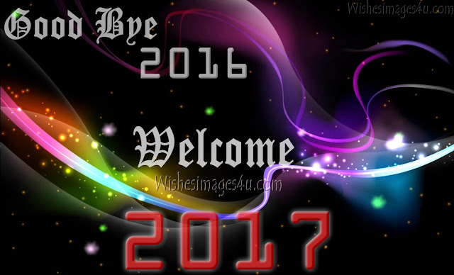 Goodbye 2016 Welcome Happy New Year 2017 Wallpapers Download Free