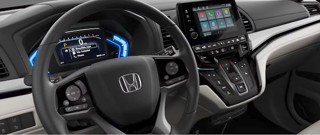 Best User Experience Goes to the 2018 Honda Odyssey