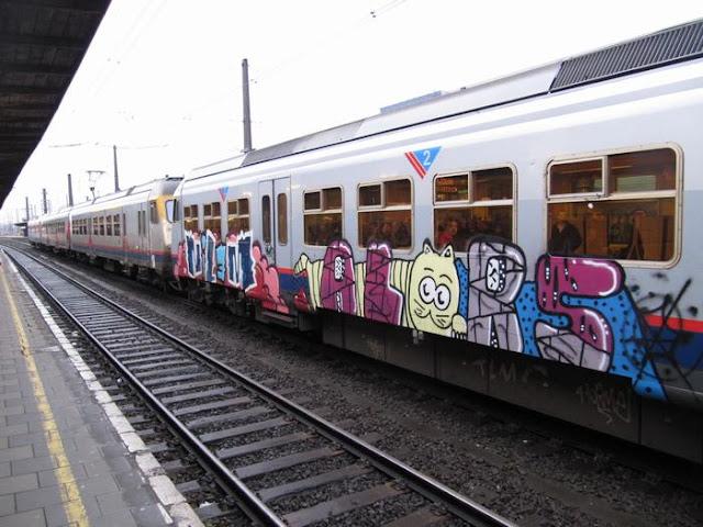 estacion tren bruselas