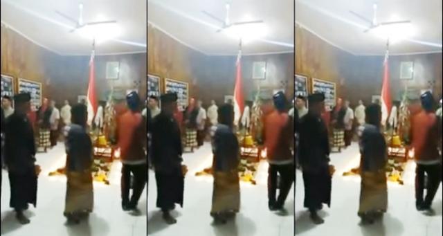 Geger! Video Ritual Aliran Sesat, Shalawat Nabi Muhammad Diganti Pancasila