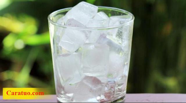 Es Batu Sebagai Obat Penghilang Jerawat