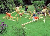 Juegos de madera para niños