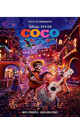 Coco (2017) BDRip 1080p Latino AC3 5.1 / ingles DTS 5.1