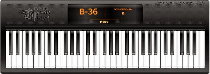 piano virtual melhor tocar grátis