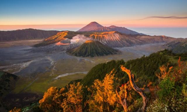 Taman Nasional Bromo Tengger Semeru - Jawa Timur