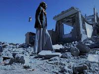 Serangan Udara Saudi Bunuh 10 Warga Sipil Di Yaman