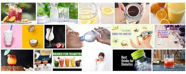 Good and Bad Drinks for Diabetics