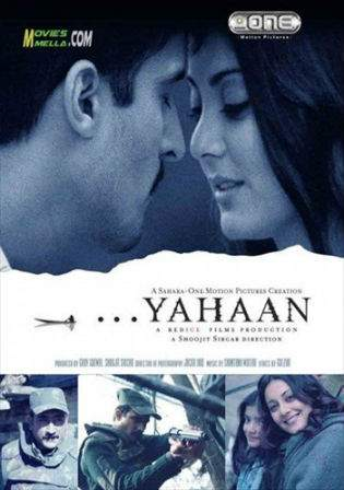 Yahaan 2005 HDRip 350Mb Full Hindi Movie Download 480p Watch Online bolly4u