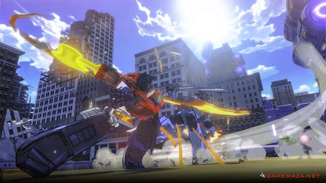 Transformers Devastation Gameplay Screenshot 4