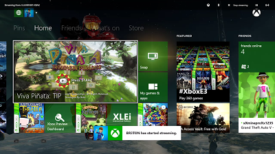 XBox 360 - Emulator Streaming-screenshot-3