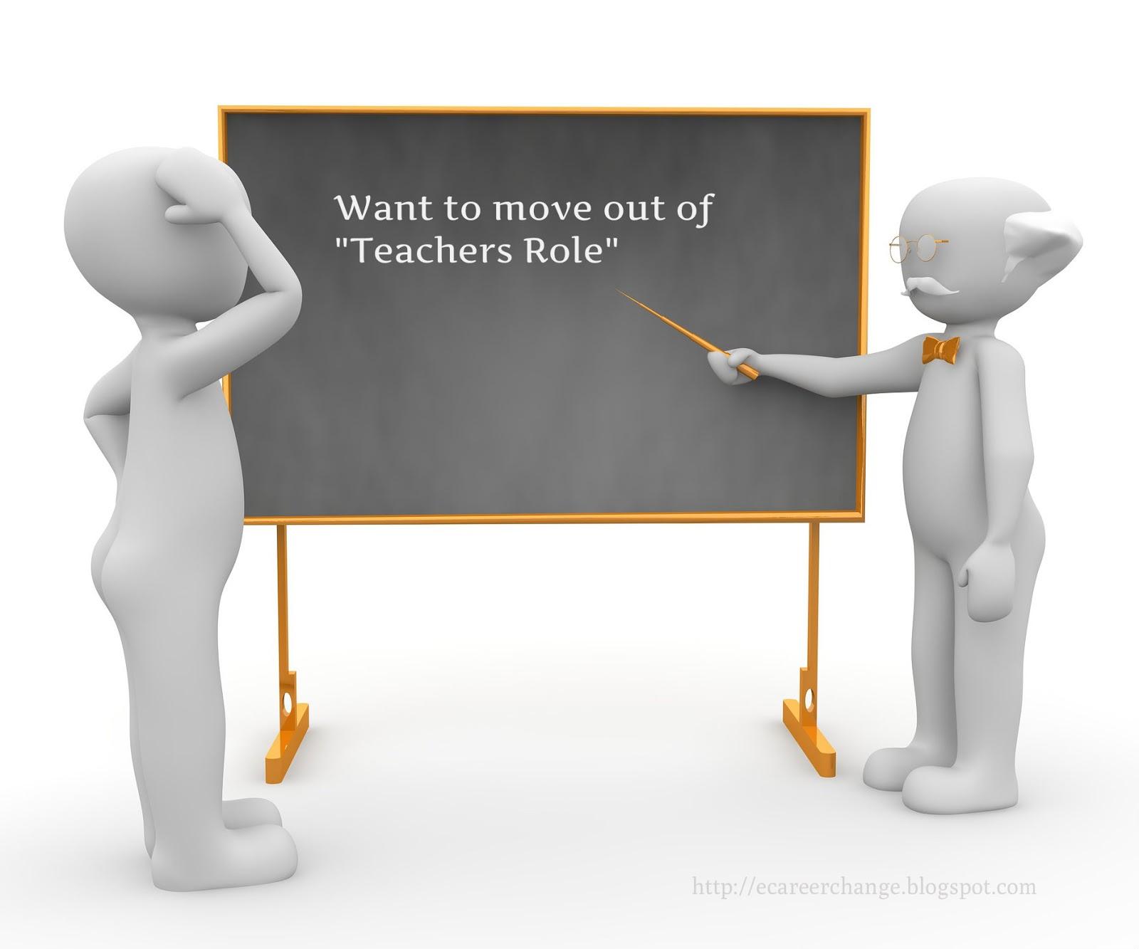 career change teacher - Career Change For Teachers Career Change To Teaching