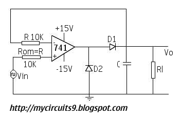 Reverse Bias Diode Circuit Reverse Biased Pn-Junction