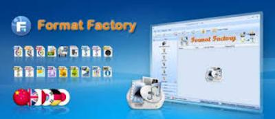 تحميل برنامج Format Factory لمونتاج الفيديوهات 2018 برابط مباشر