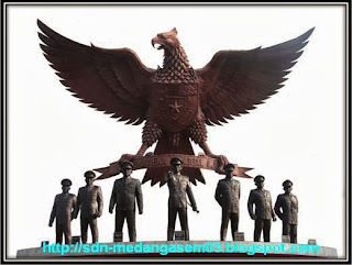 HARI KESAKTIAN PANCASILA 1 OKTOBER 2013